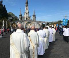Concluso  Pellegrinaggio a Lourdes – Alcune immagini